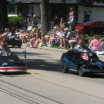 Shriners in Small Cars