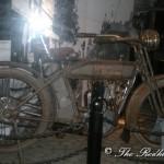 1914 Harley Davidson Motorcycle
