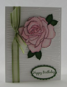 Card from Rita