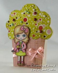 Cupcake Rosie