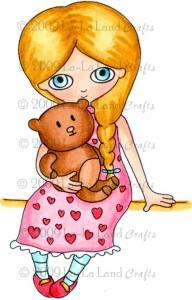 Sweet Friend Rosie Image