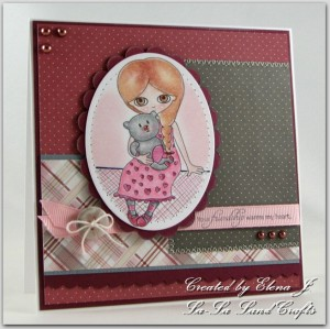 Card for the Blog Hop