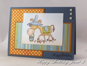 Card for Jana