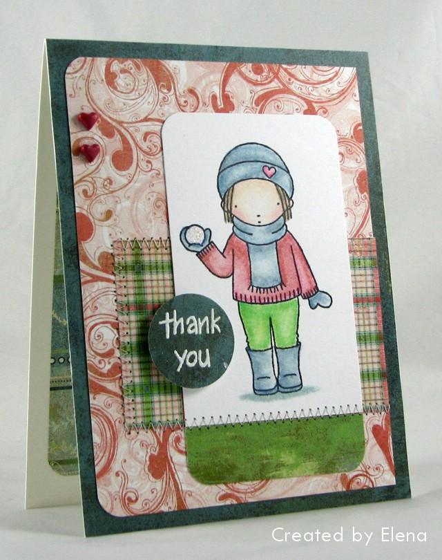 For Anna - Winter Girl