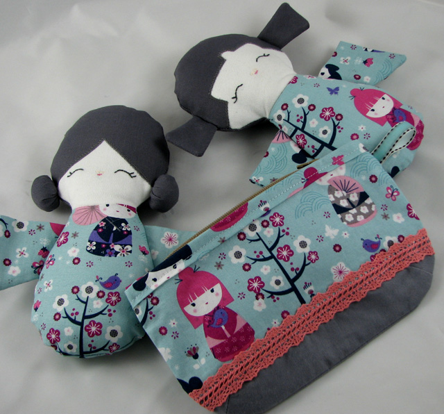 Japaneese Dolls Style Craft 2