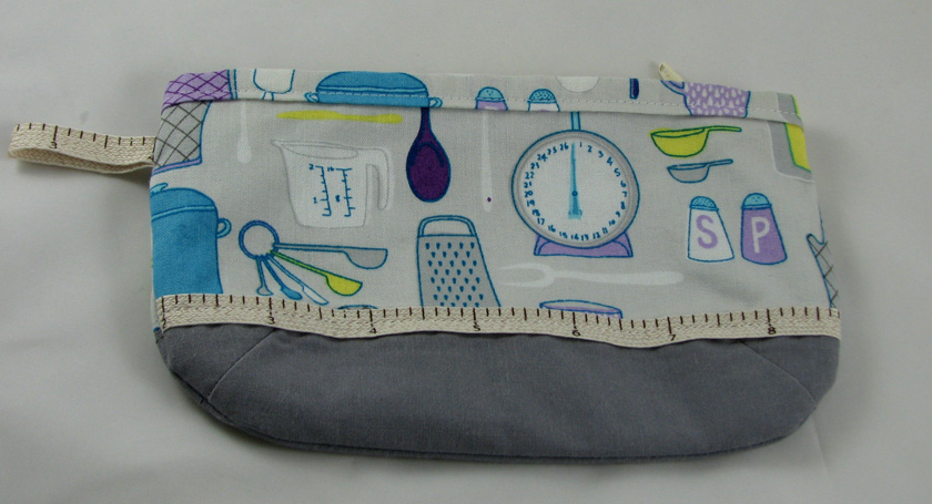 Kitchen Theme Pouch