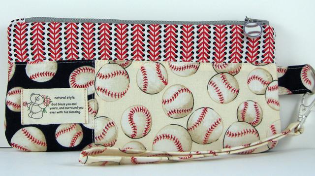 Baseball Pouch 3