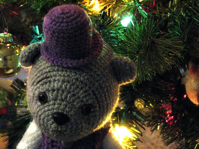 Grey Bear in a Hat SP_1