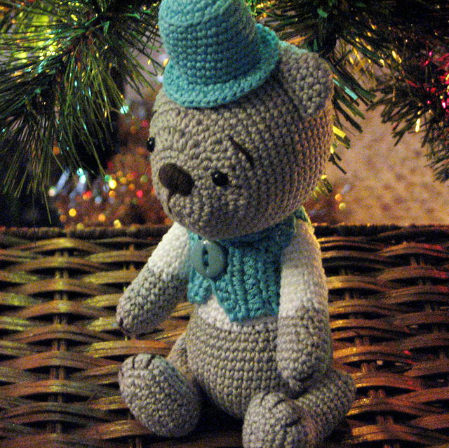 Small Grey Bear_2