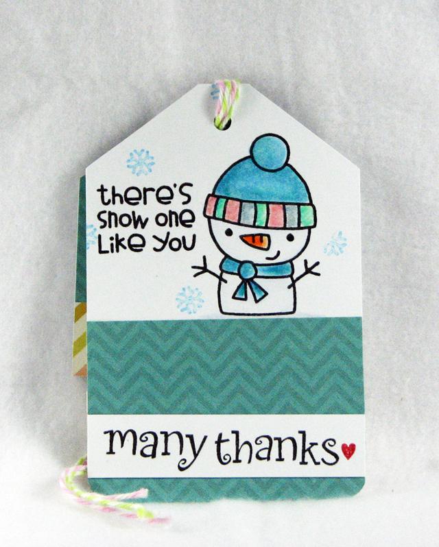 Thank Snow Much!