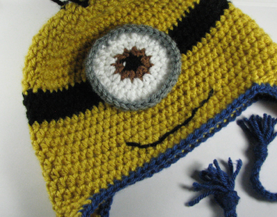 Despicable Me Hat One Eye